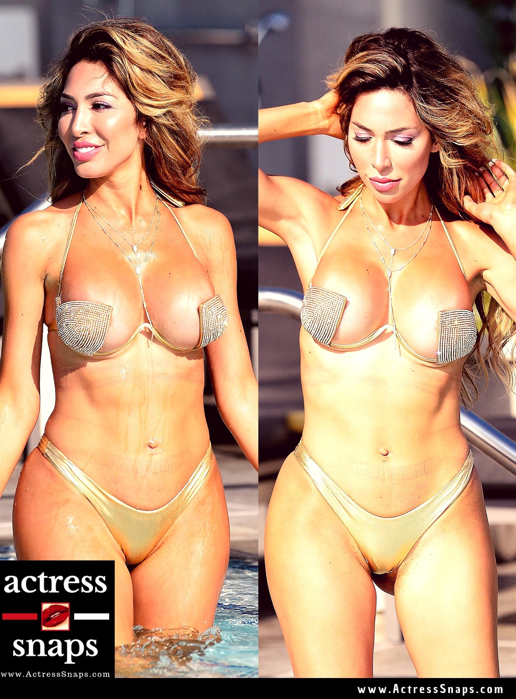 Farrah Abraham - Sexy Bikini Photos - Sexy Actress Pictures | Hot Actress Pictures - ActressSnaps.com