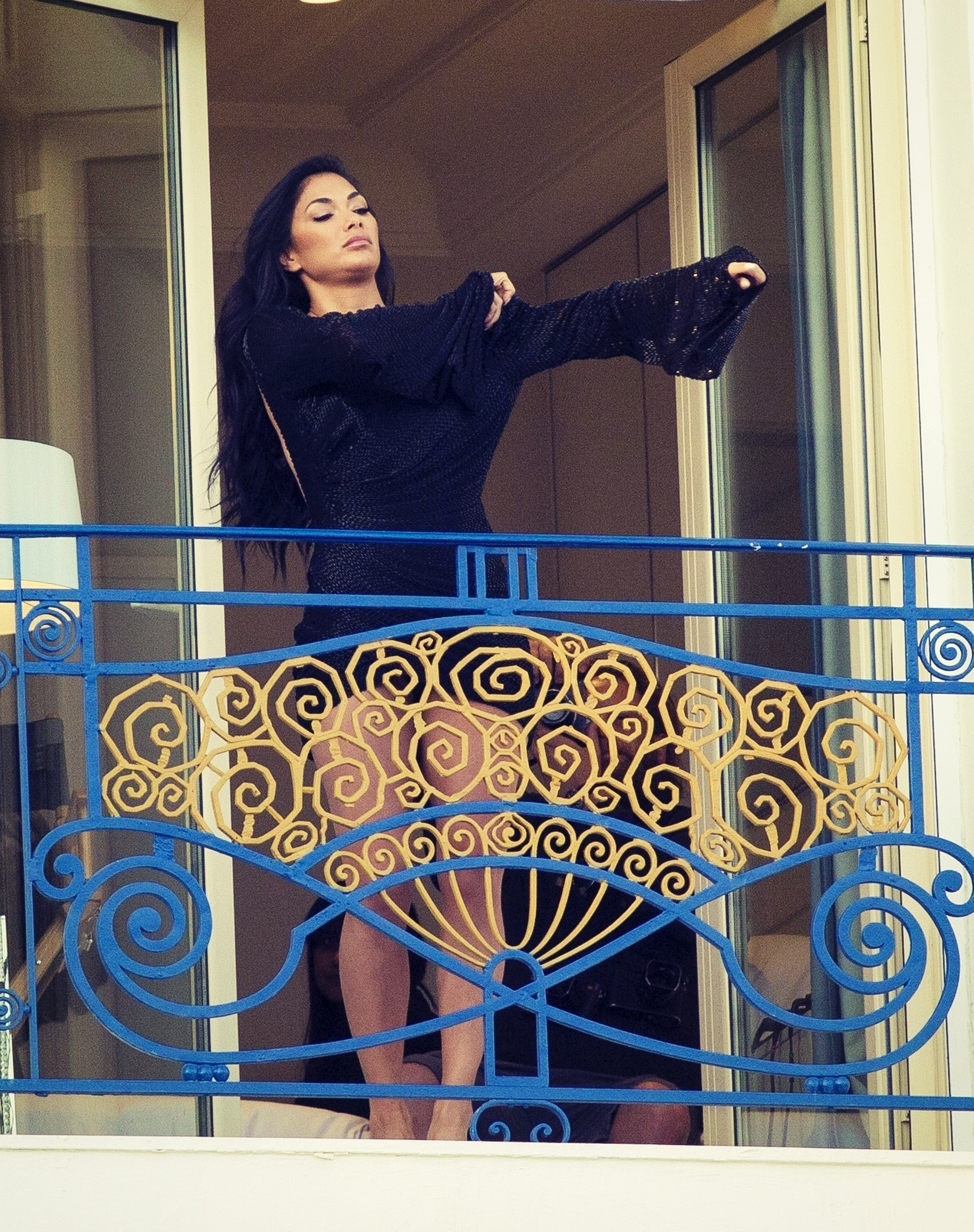 Sexy Nicole Scherzinger Pictures from Cannes - Sexy Actress Pictures | Hot Actress Pictures