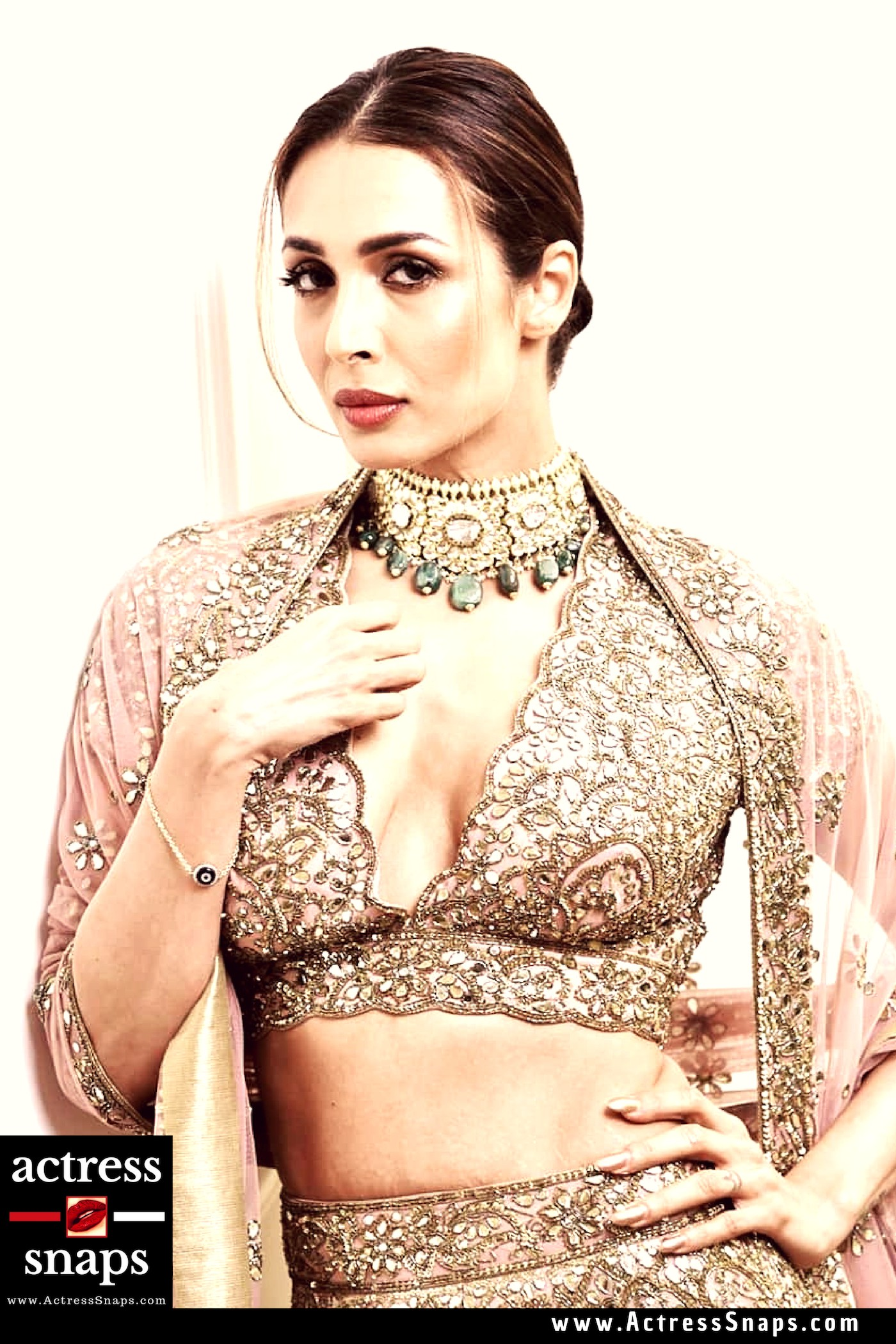 Sexy Malaika Arora at Ambani Wedding - Sexy Actress Pictures | Hot Actress Pictures - ActressSnaps.com