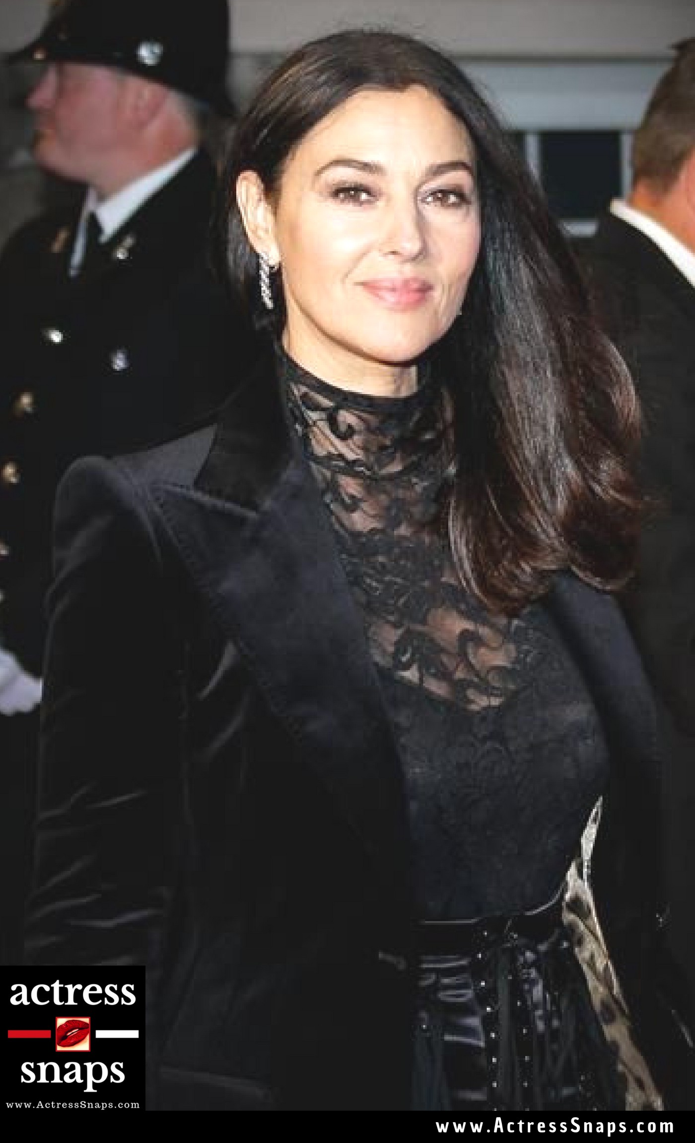 Monica Bellucci Pictures at Dinard Festival Closing - Sexy Actress Pictures | Hot Actress Pictures - ActressSnaps.com