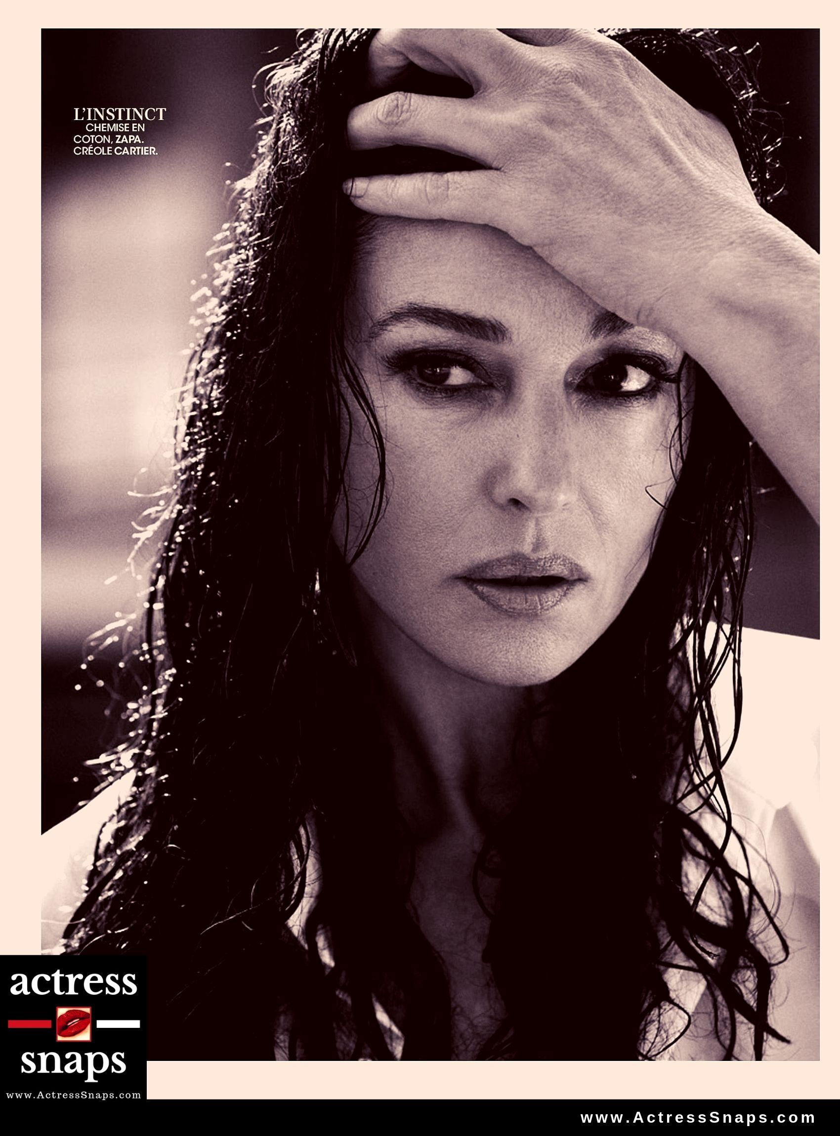Monica Bellucci - Madame Figaro July 2019 - Sexy Actress Pictures | Hot Actress Pictures - ActressSnaps.com