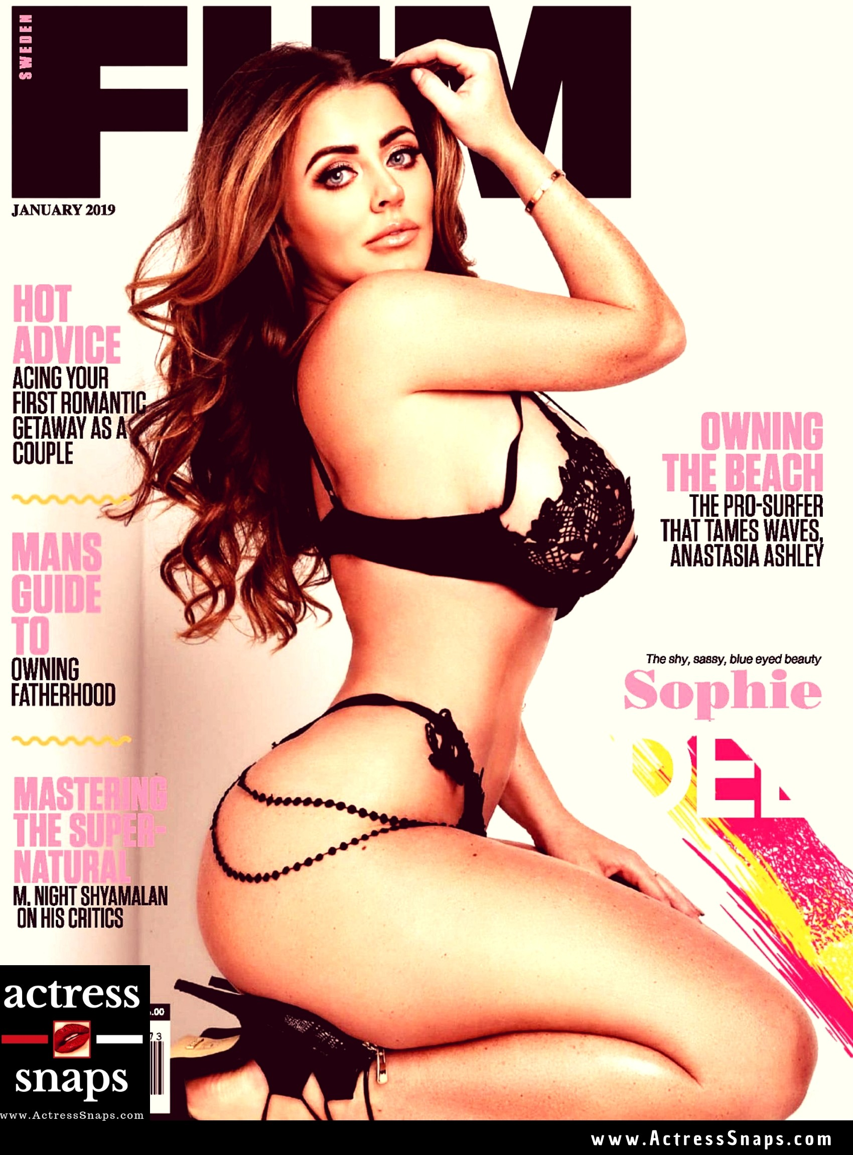 Sophie Dee - Sexy FHM Scans - Sexy Actress Pictures | Hot Actress Pictures - ActressSnaps.com