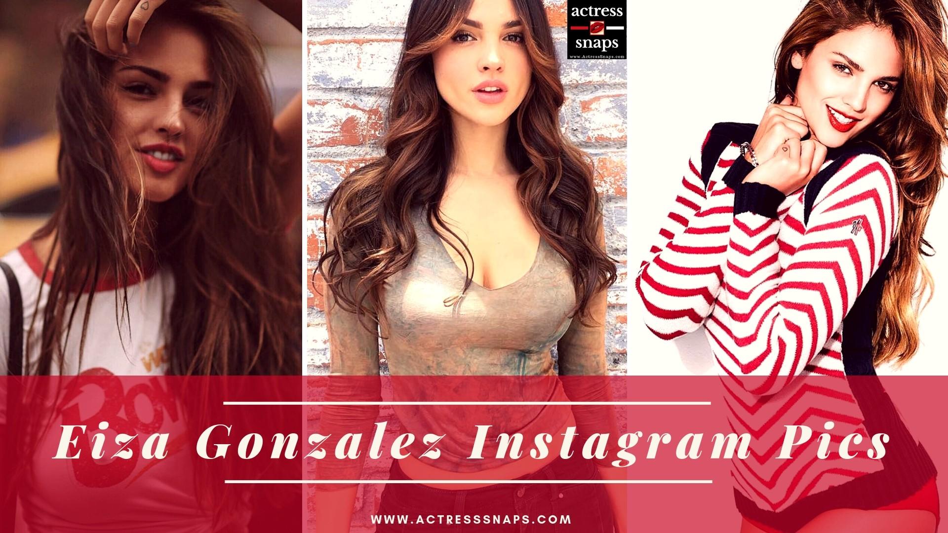 Eiza Gonzalez - All of the Sexy Instagram Photos - Sexy Actress Pictures   Hot Actress Pictures - ActressSnaps.com
