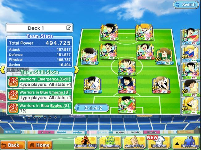 android-ios-captain-tsubasa-tatakae-dream-team