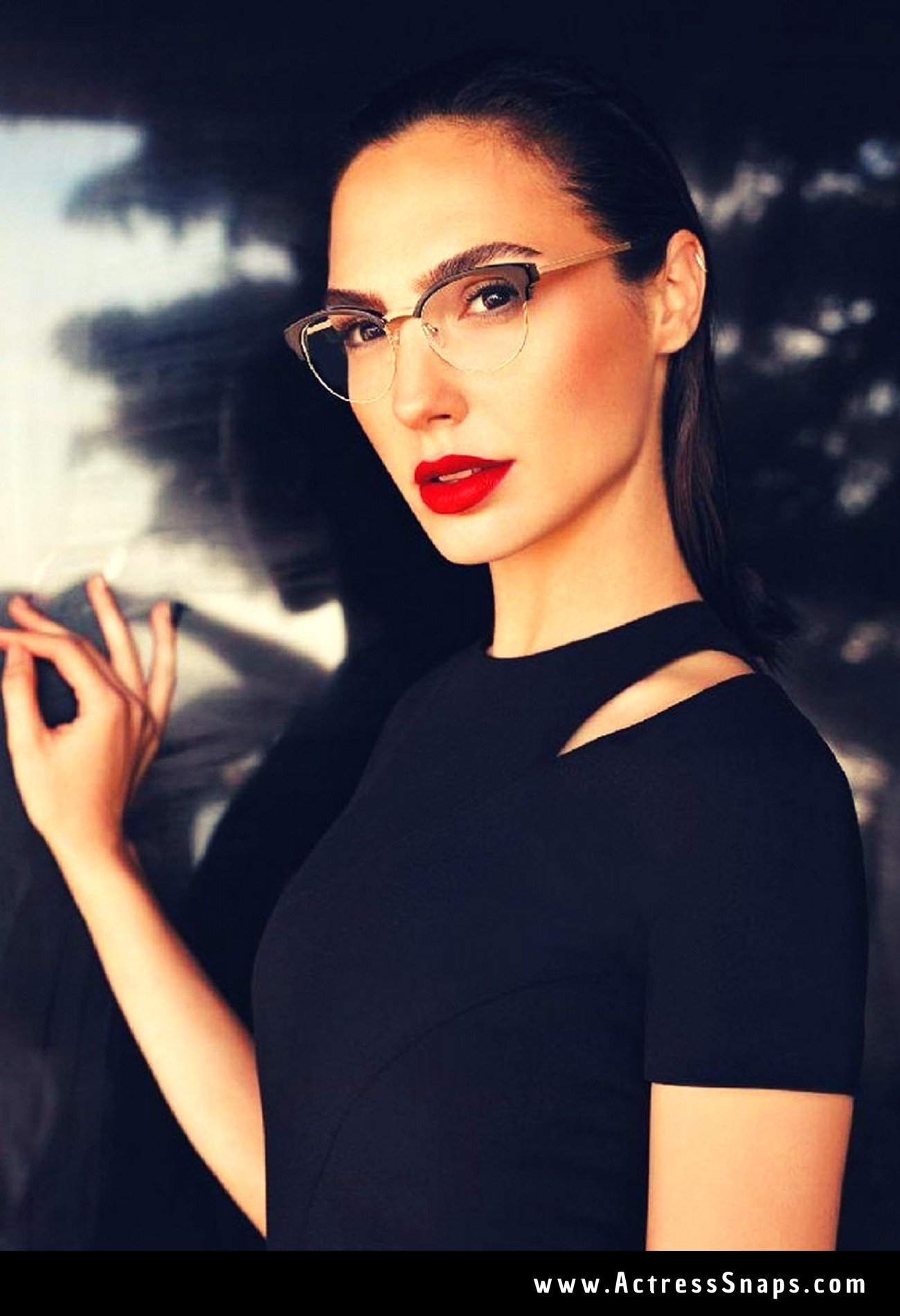 Hot Gal Gadot - Cool Ray Sunglasses Photo Shoot - Sexy Actress Pictures | Hot Actress Pictures - ActressSnaps.com
