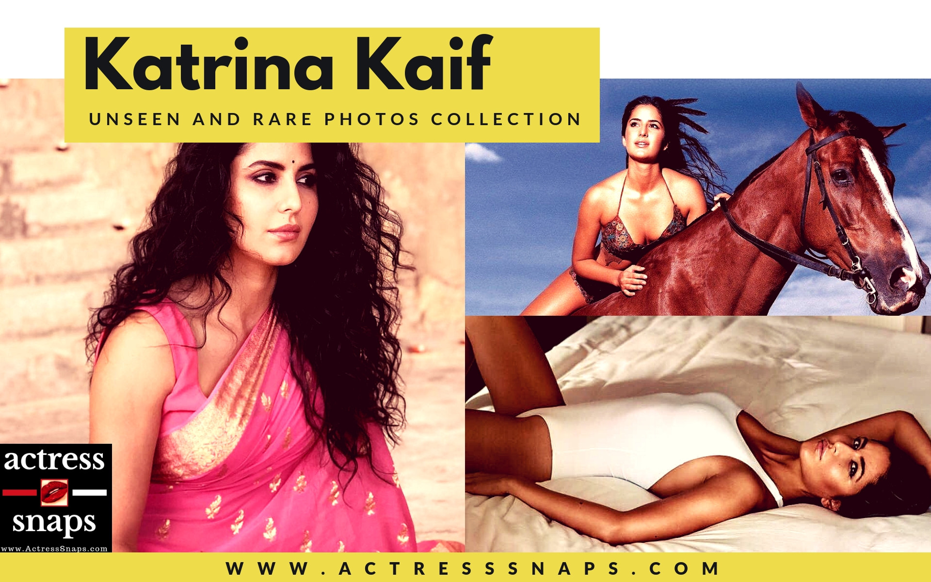 Katrina Kaif - Rare Photo Collections - Sexy Actress Pictures | Hot Actress Pictures - ActressSnaps.com