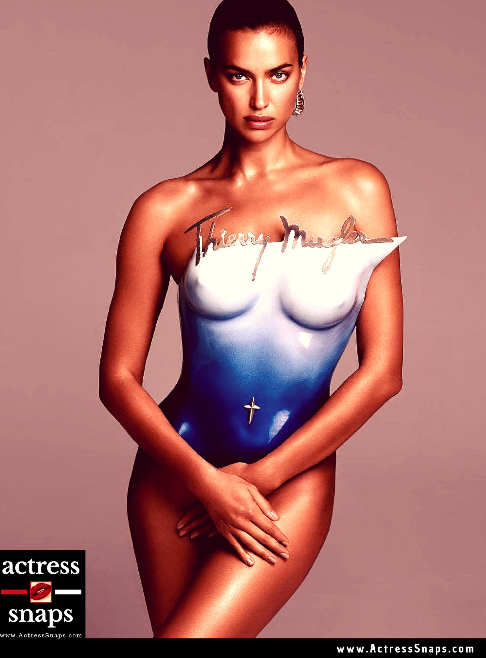 Irina Shayk - Glamour Italia Magazine - Sexy Actress Pictures | Hot Actress Pictures - ActressSnaps.com