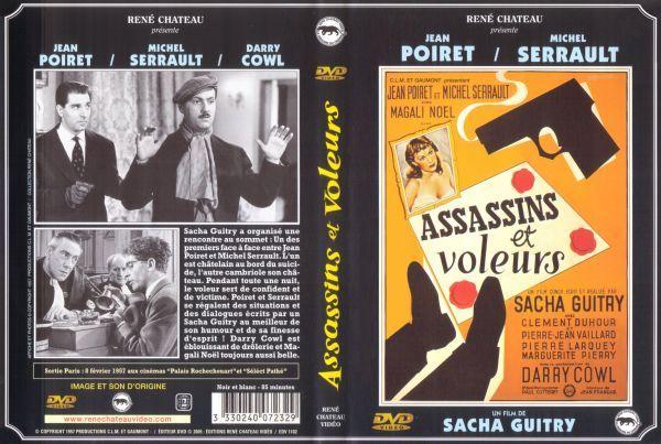Assassins et Voleurs1956 FRENCH  DVDRip XVid AC3