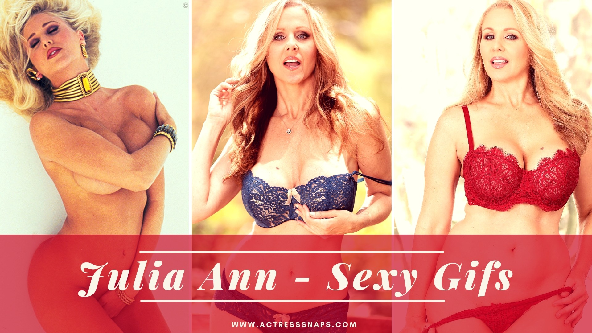 Sexy Julia Ann GIFS Collections - Sexy Actress Pictures | Hot Actress Pictures - ActressSnaps.com