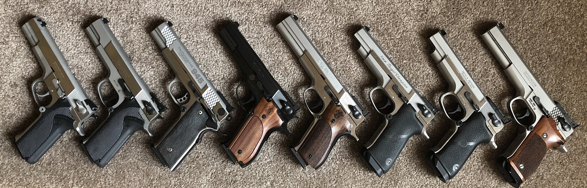 Smith And Wesson F Comp