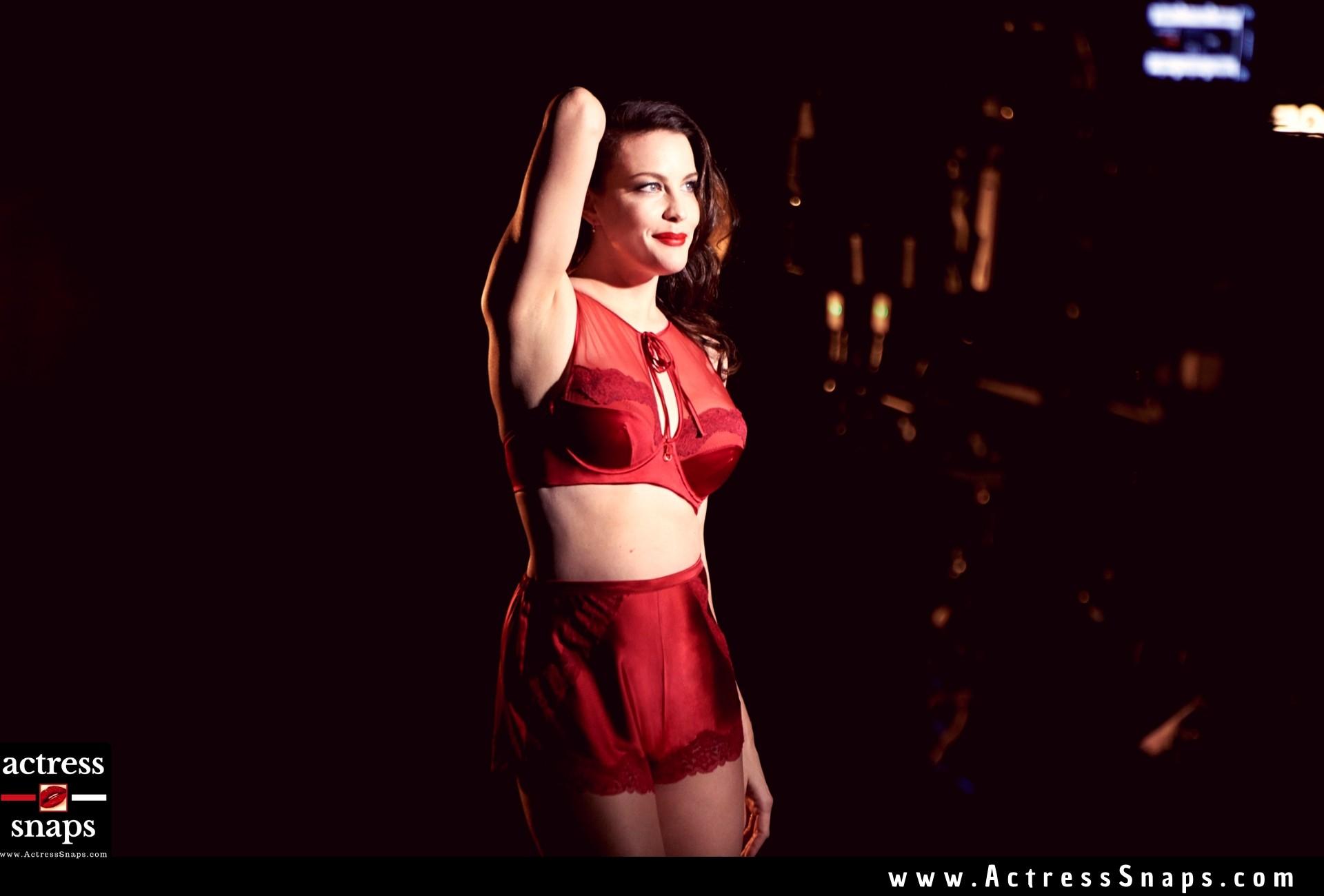 Liv Tyler- Triump Lingerie Photos - Sexy Actress Pictures   Hot Actress Pictures - ActressSnaps.com
