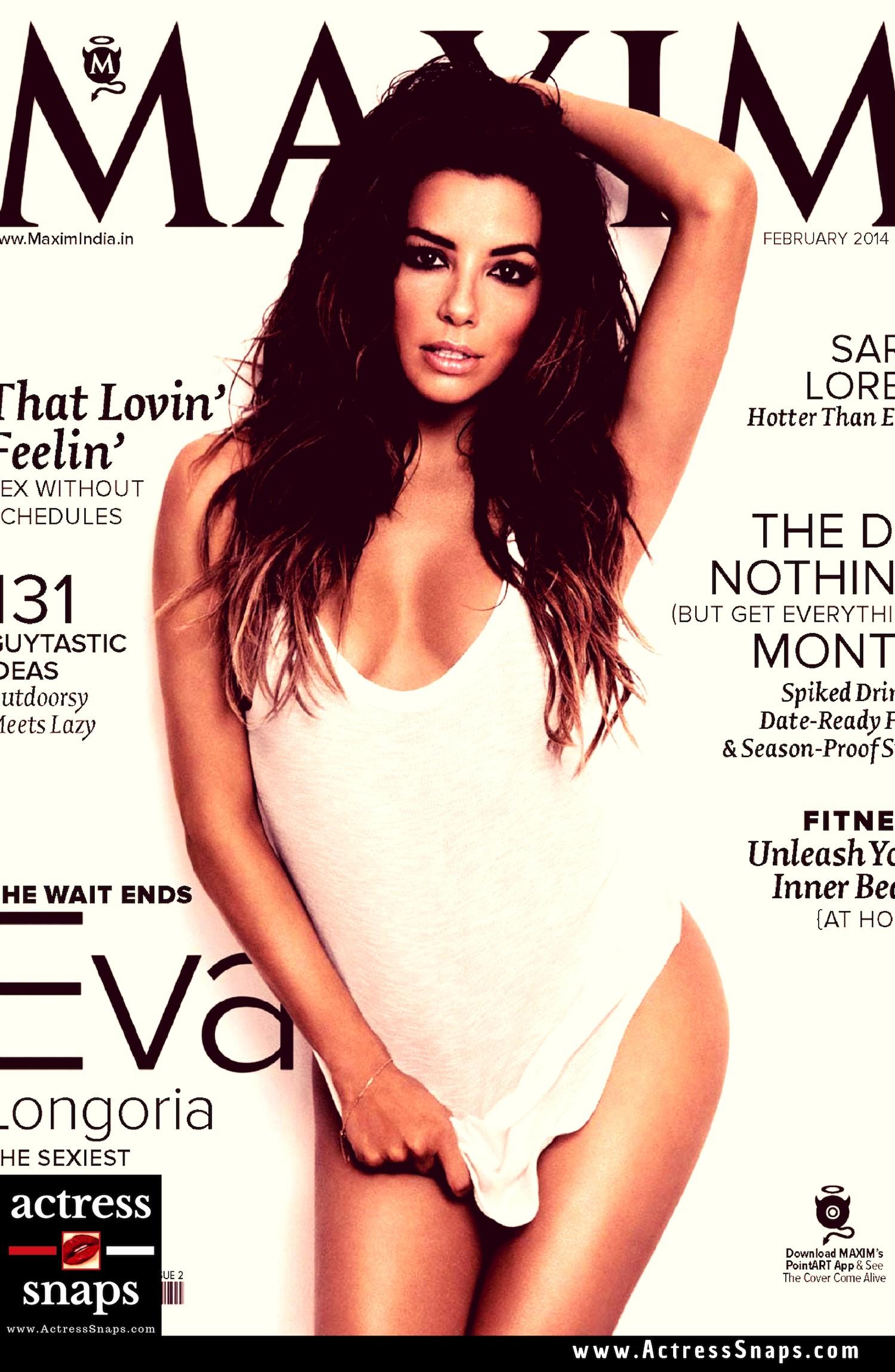 Eva Longoria - Maxim Photo Shoot Pictures - Sexy Actress Pictures | Hot Actress Pictures - ActressSnaps.com