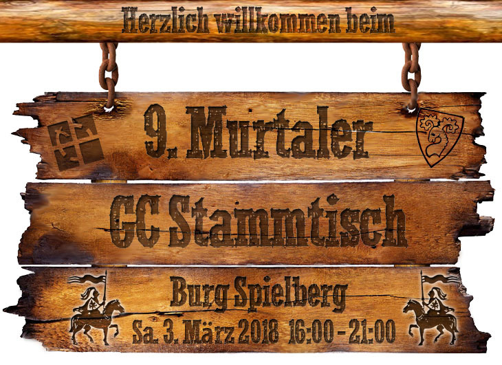 9. Murtaler GC Stammtisch