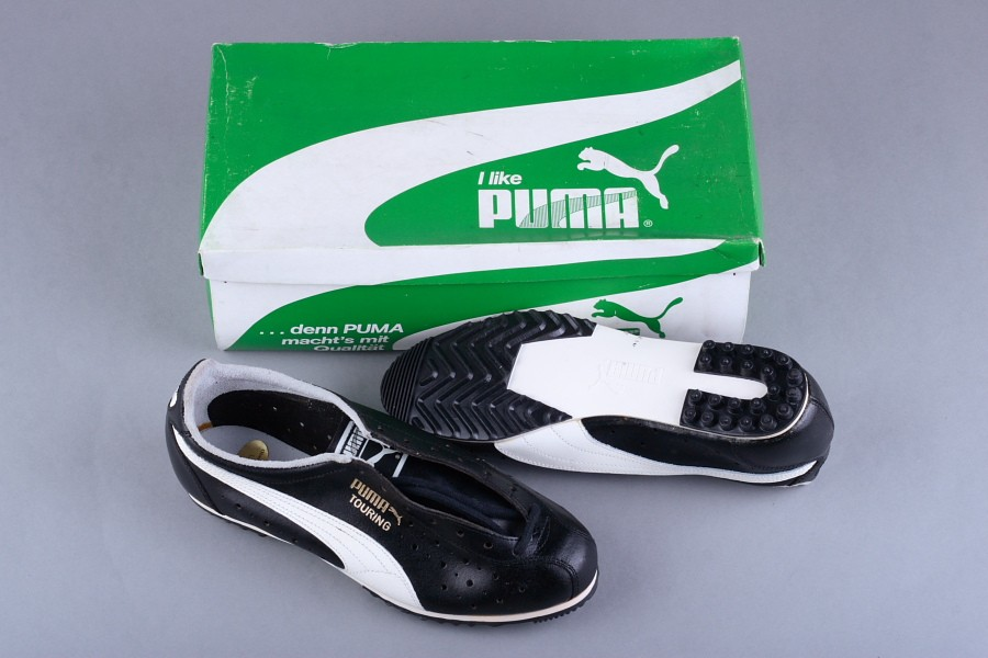 Details about Stunning NOS Vintage Puma Touring size 7 - 40 735cb6fc1