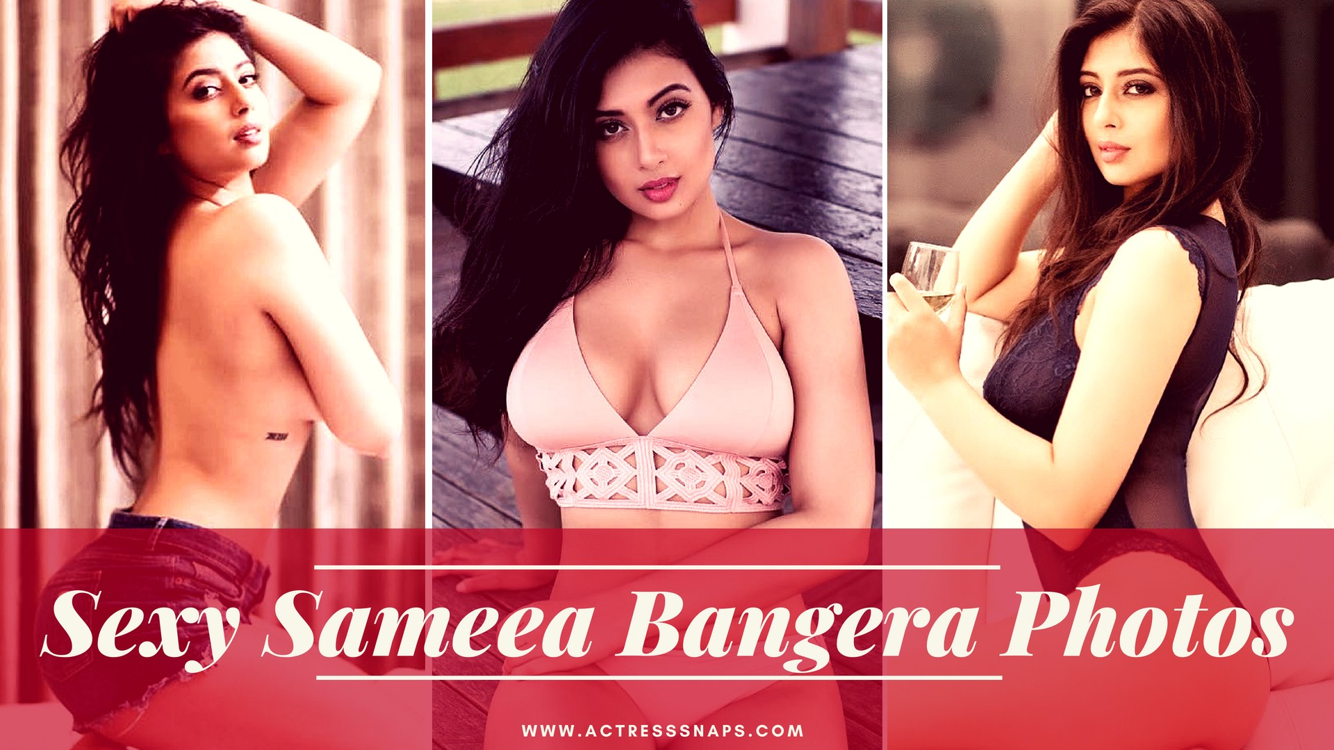 Sexy Sameea Bangera Pictures - Sexy Actress Pictures   Hot Actress Pictures - ActressSnaps.com