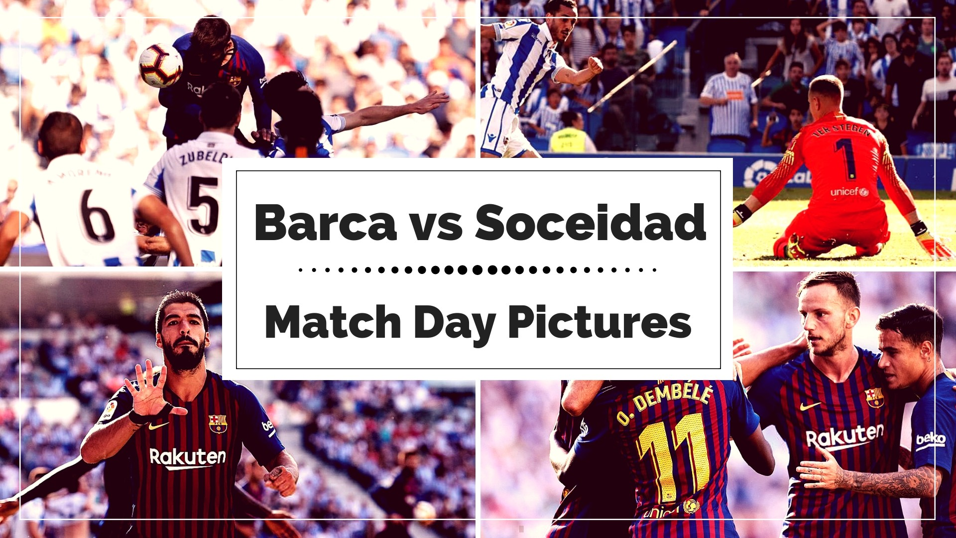 Barca vs Real Soceidad Match Day Pictures  - Sexy Actress Pictures | Hot Actress Pictures - ActressSnaps.com