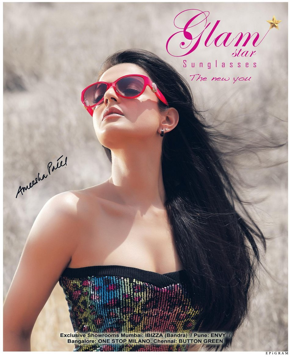 Hot Amisha Patel - Glam Star Photo Shoot - Sexy Actress Pictures | Hot Actress Pictures - ActressSnaps.com