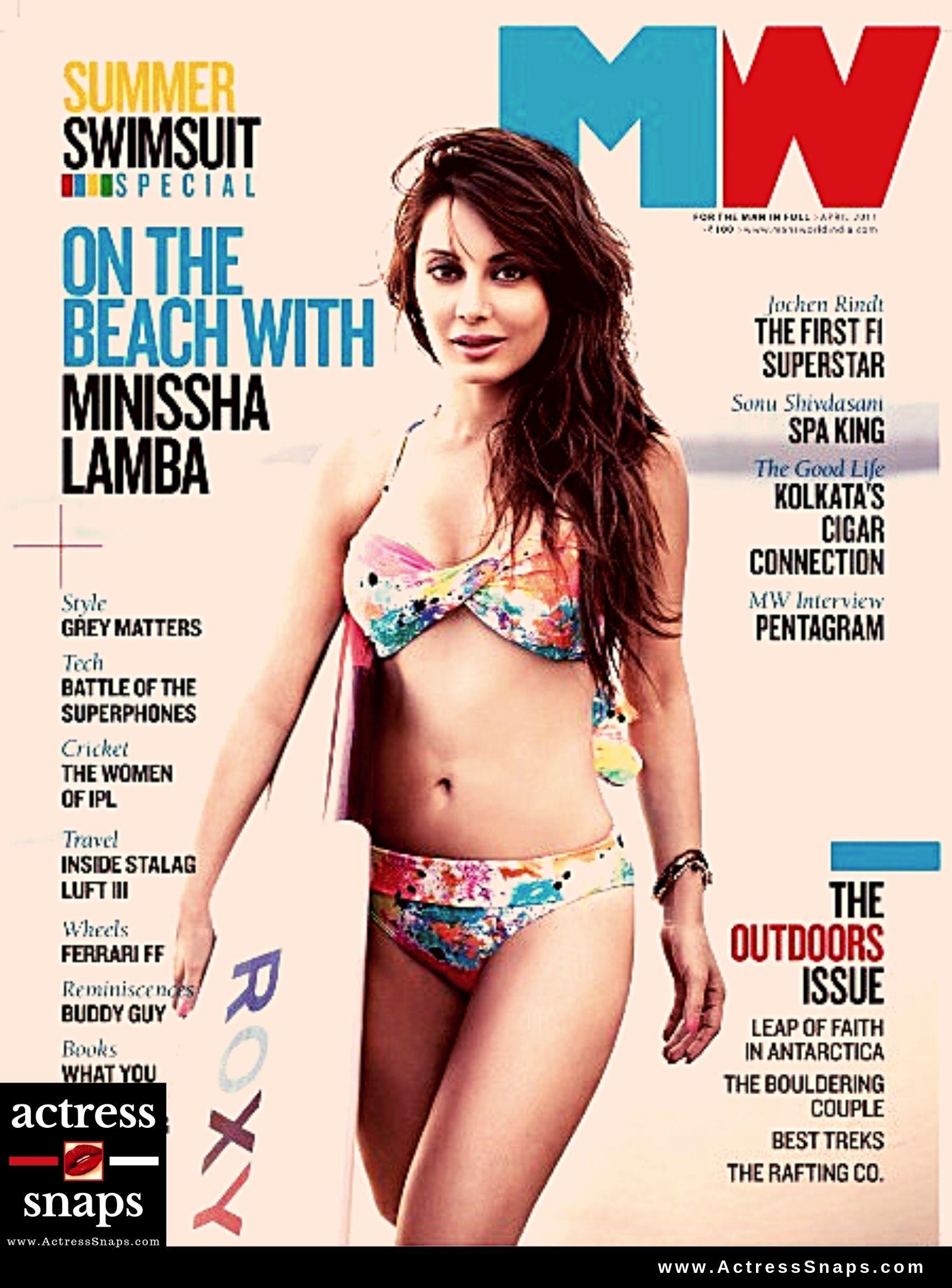 Minissha Lamba - Sexy GIFs  Photo Collections - Sexy Actress Pictures | Hot Actress Pictures - ActressSnaps.com