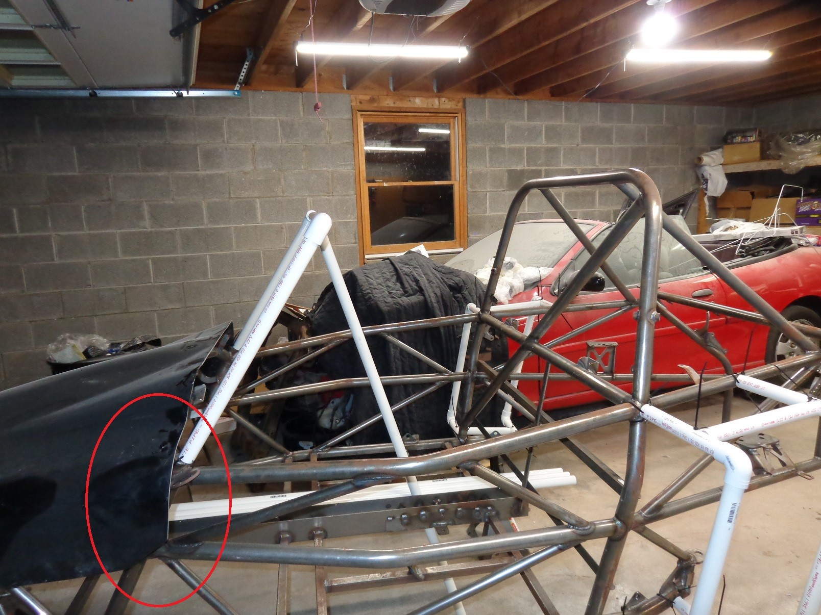 Windshield frame question  | DF Kit Car Forum