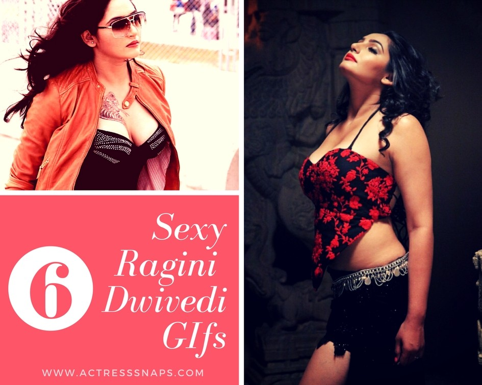 Sexy Kannada Actress Ragini Dwivedi GIFs - Sexy Actress Pictures | Hot Actress Pictures