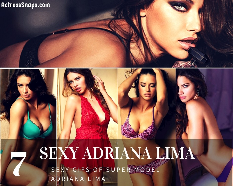 Hot & Spicy Adriana Lima GIFs - Sexy Actress Pictures | Hot Actress Pictures - ActressSnaps.com