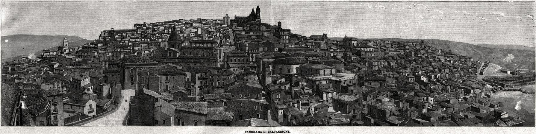 Stampa Antica Pompei: Scavi Pittoreschi Passepartout Grande Veduta 1877