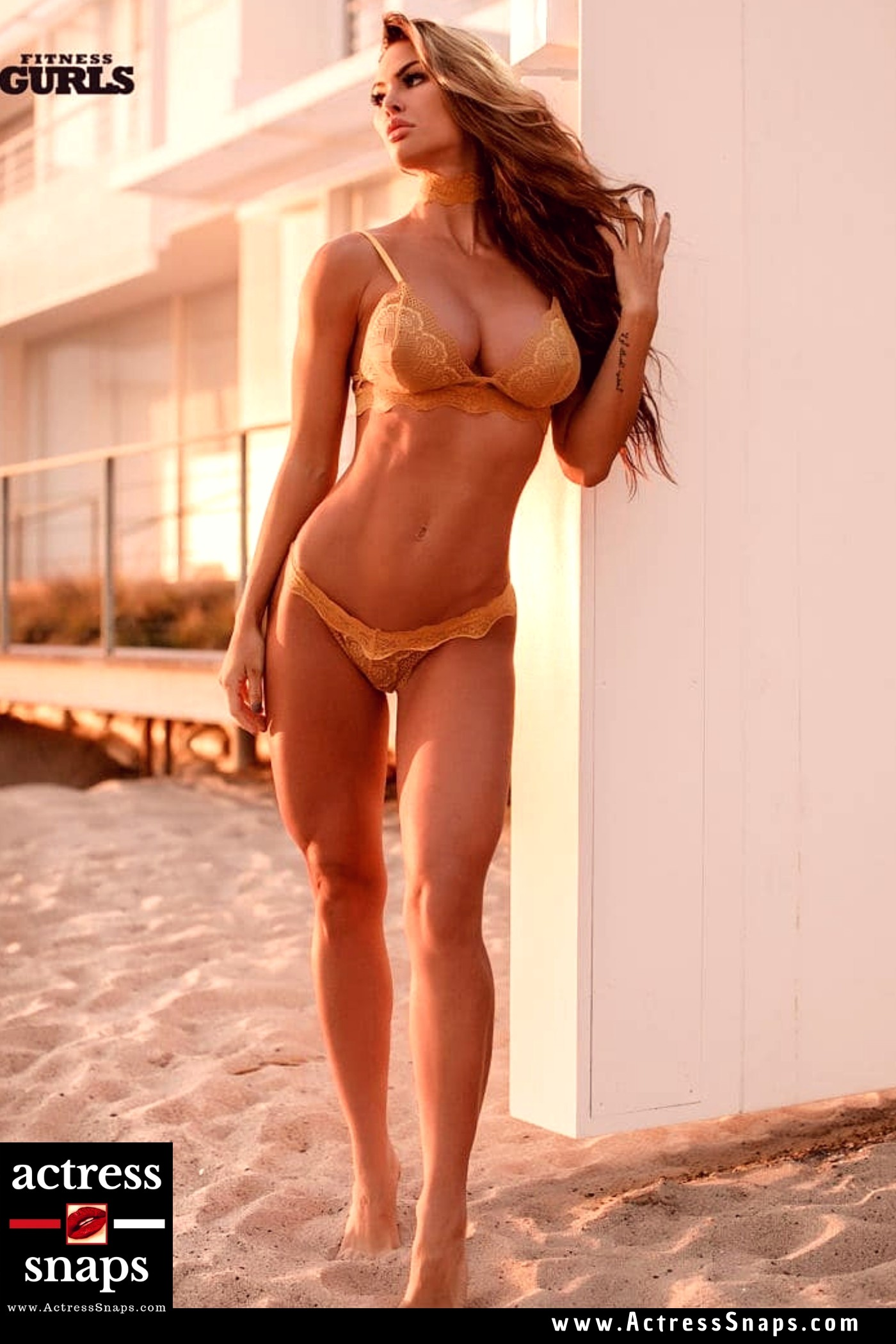 Katelyn Runck - Fitness Gurls Magazine - Sexy Actress Pictures | Hot Actress Pictures - ActressSnaps.com