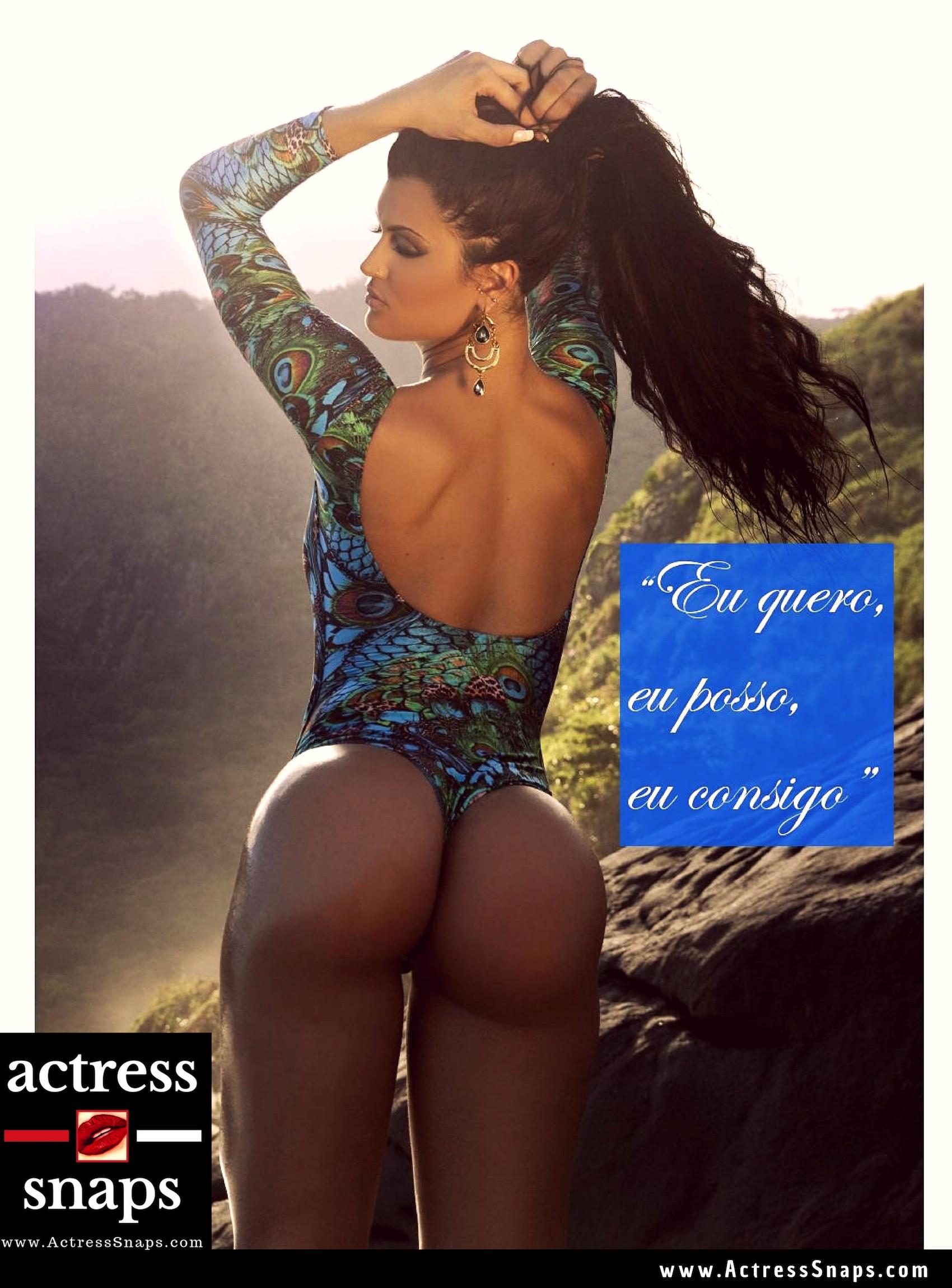 Camila Vernaglia - Colirio Girl Magazine - Sexy Actress Pictures | Hot Actress Pictures - ActressSnaps.com