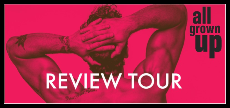 Release Blitz & Review : All Grown Up by Vi Keeland