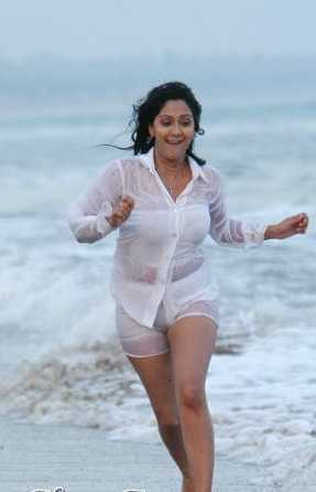 Sexy 5 Ankitha Swimsuit Show GIFs - Sexy Actress Pictures | Hot Actress Pictures