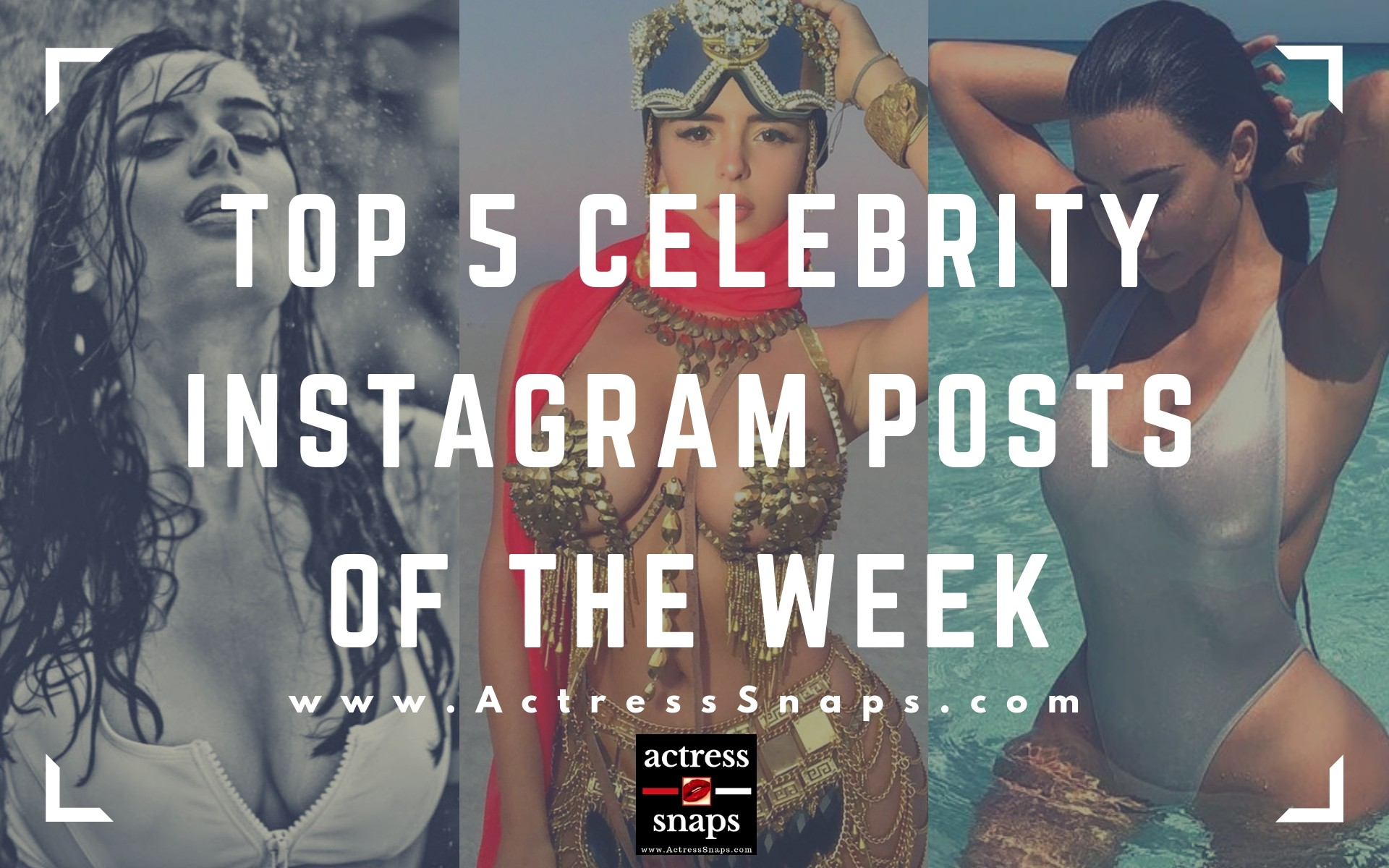 Trending Celebrity Instagram Pics of the Week - Sexy Actress Pictures | Hot Actress Pictures - ActressSnaps.com
