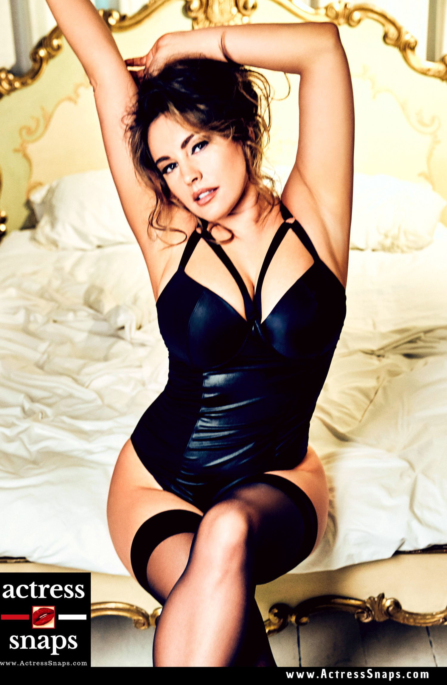 Kelly Brook - Mark Hayman Photoshoot - Sexy Actress Pictures | Hot Actress Pictures - ActressSnaps.com
