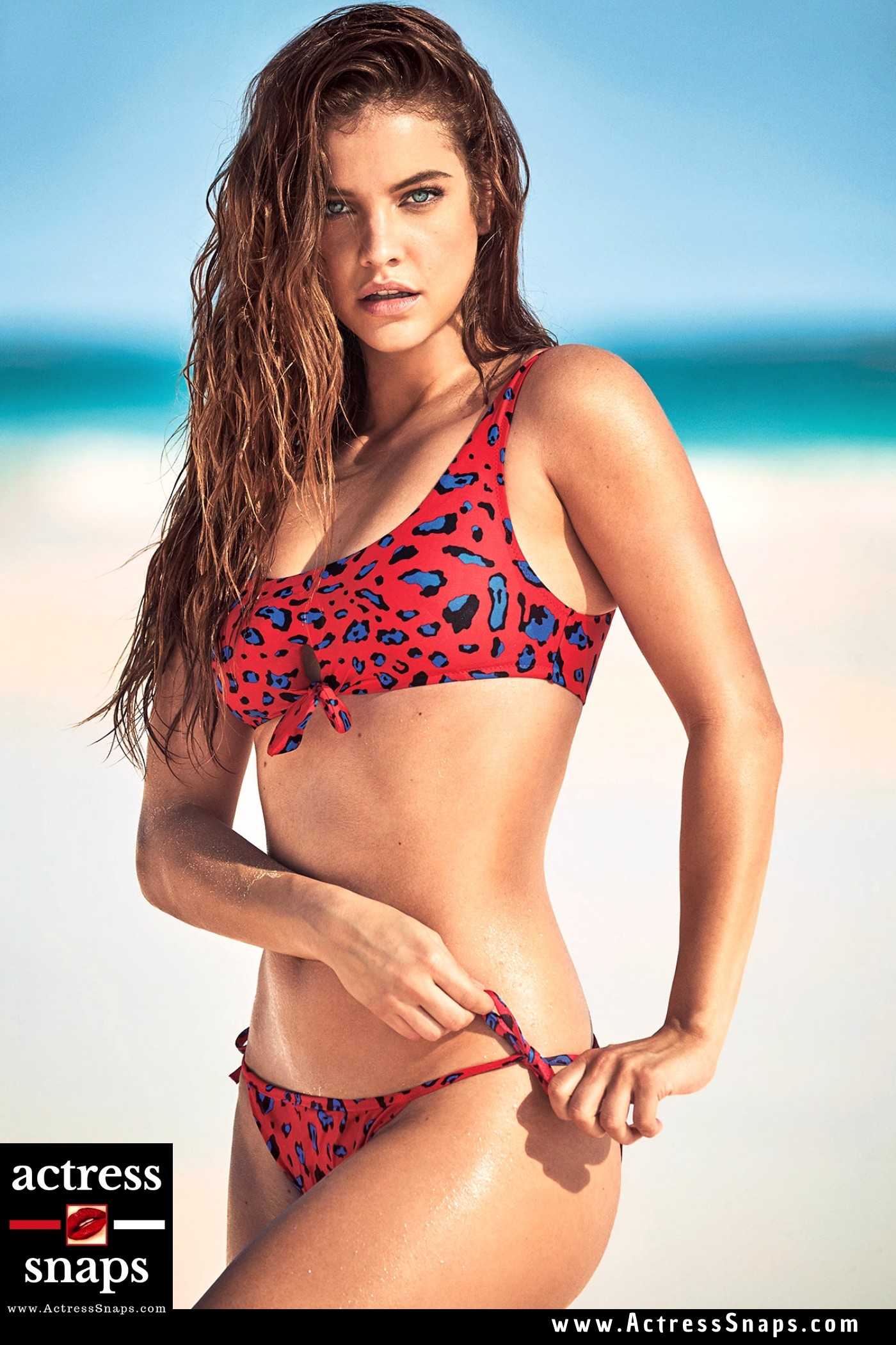 Barbara Palvin - Calzedonia Swimwear 2019 Collection - Sexy Actress Pictures | Hot Actress Pictures - ActressSnaps.com