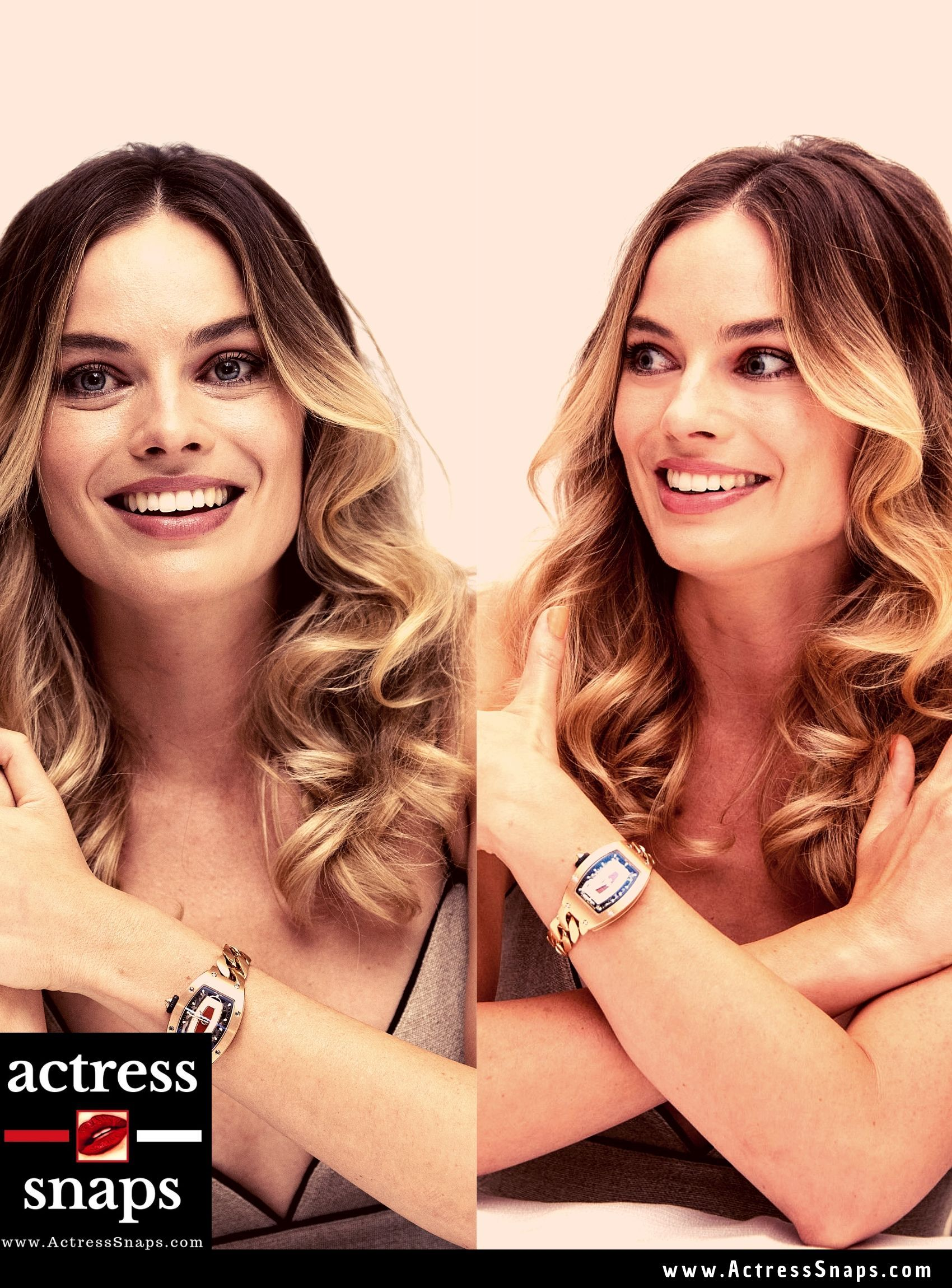Margot Robbie at Latest Movie Press Conference - Sexy Actress Pictures | Hot Actress Pictures - ActressSnaps.com