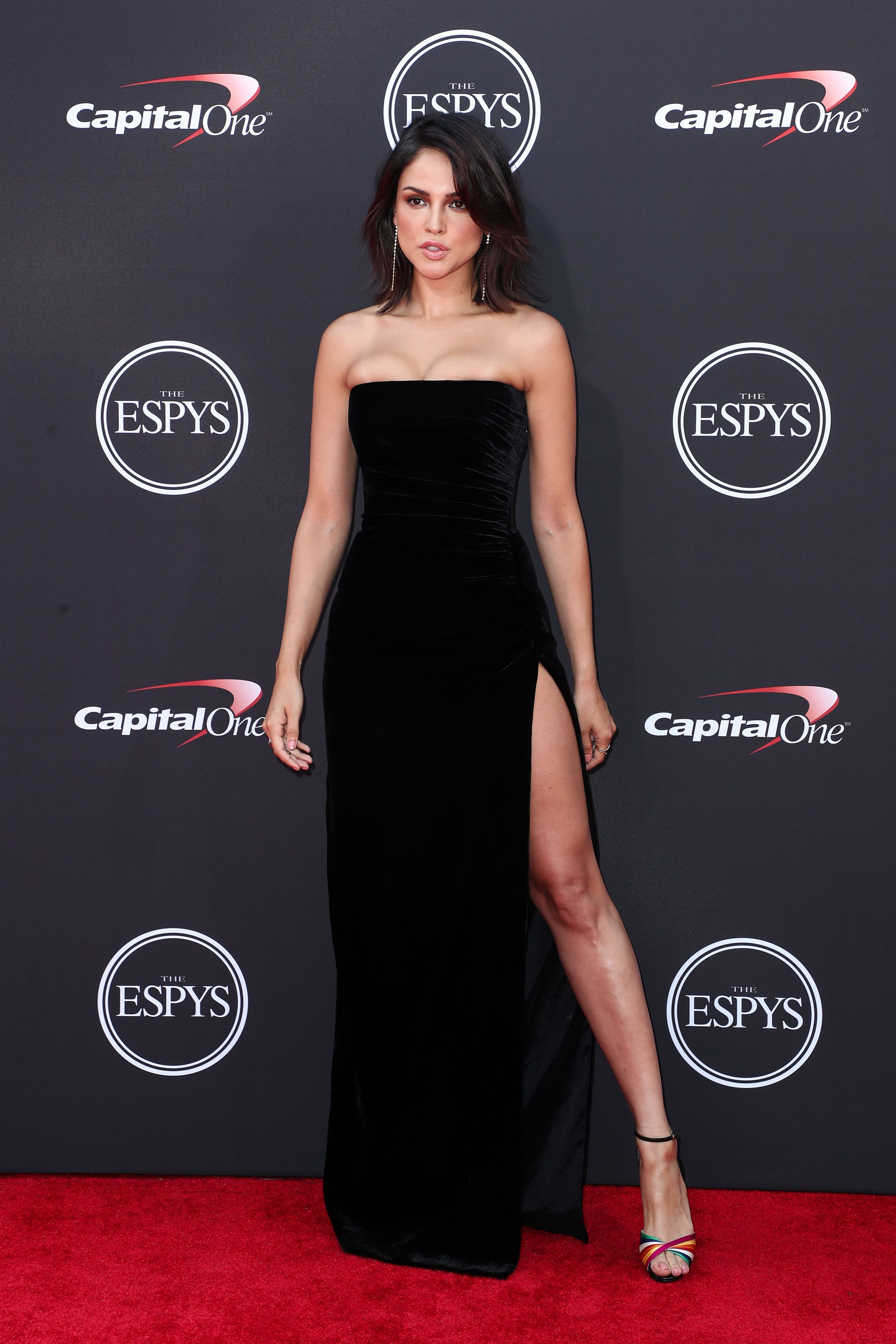 Eiza Gonzalez at 2018 ESPY Awards  - Sexy Actress Pictures | Hot Actress Pictures - ActressSnaps.com
