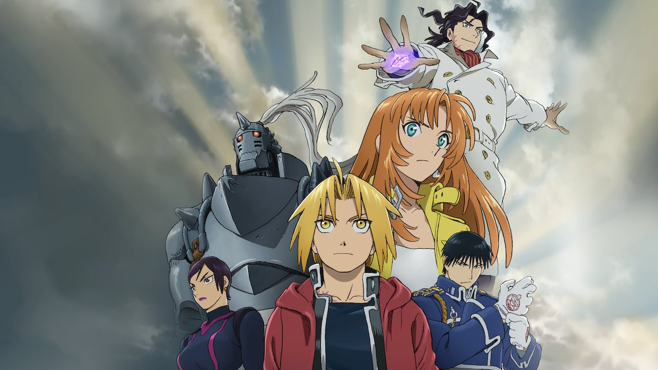 FUNimation Entertainment's License for the Fullmetal ...