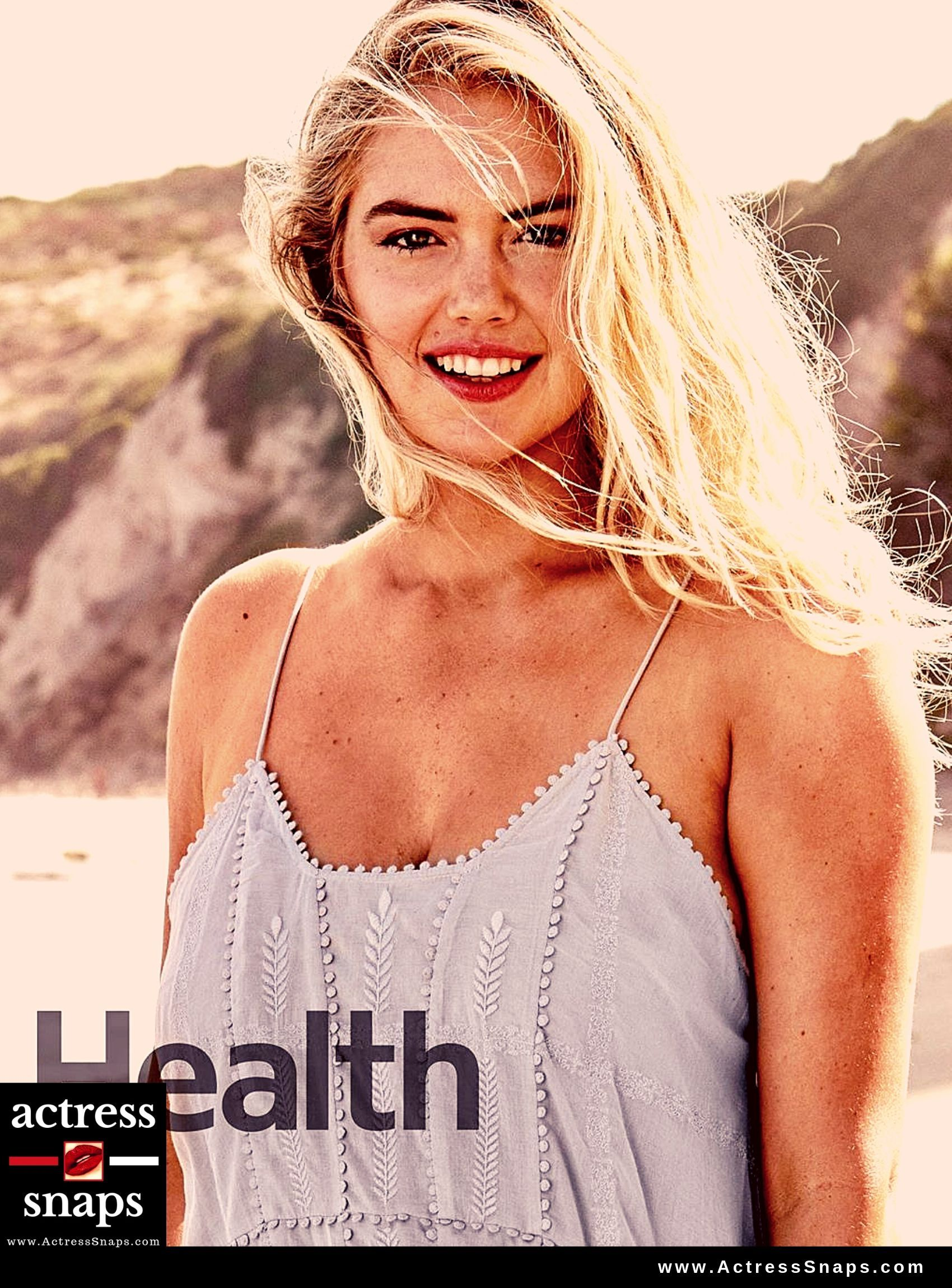 Kate Upton - Health Magazine Photos - Sexy Actress Pictures | Hot Actress Pictures - ActressSnaps.com
