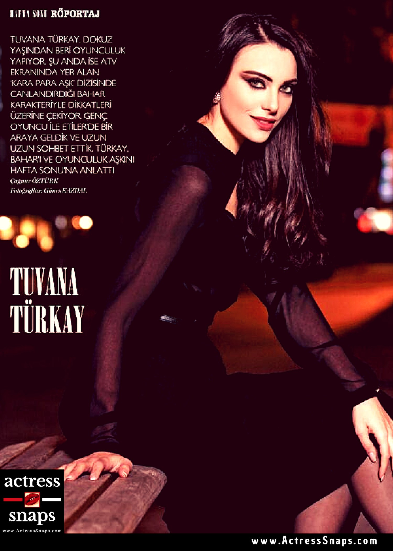 Tuvana Turkay - Beautiful Photos Collection - Sexy Actress Pictures | Hot Actress Pictures - ActressSnaps.com