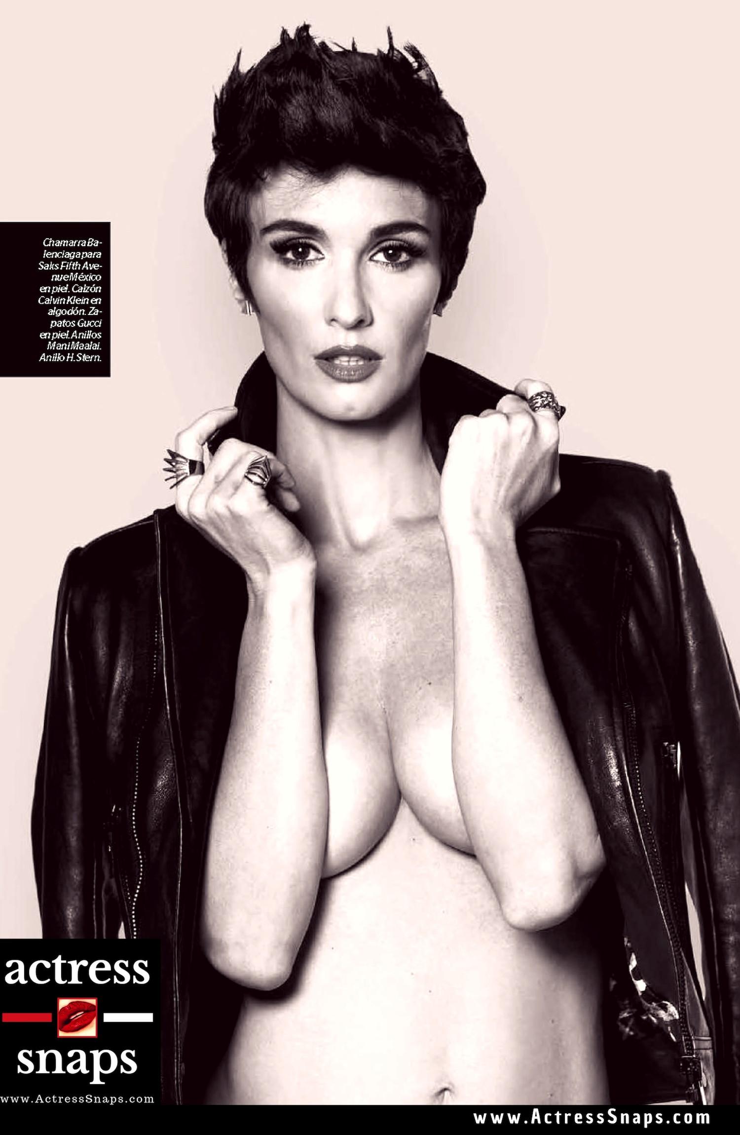 Paz Vega - Esquire Magazine Photos - Sexy Actress Pictures | Hot Actress Pictures - ActressSnaps.com