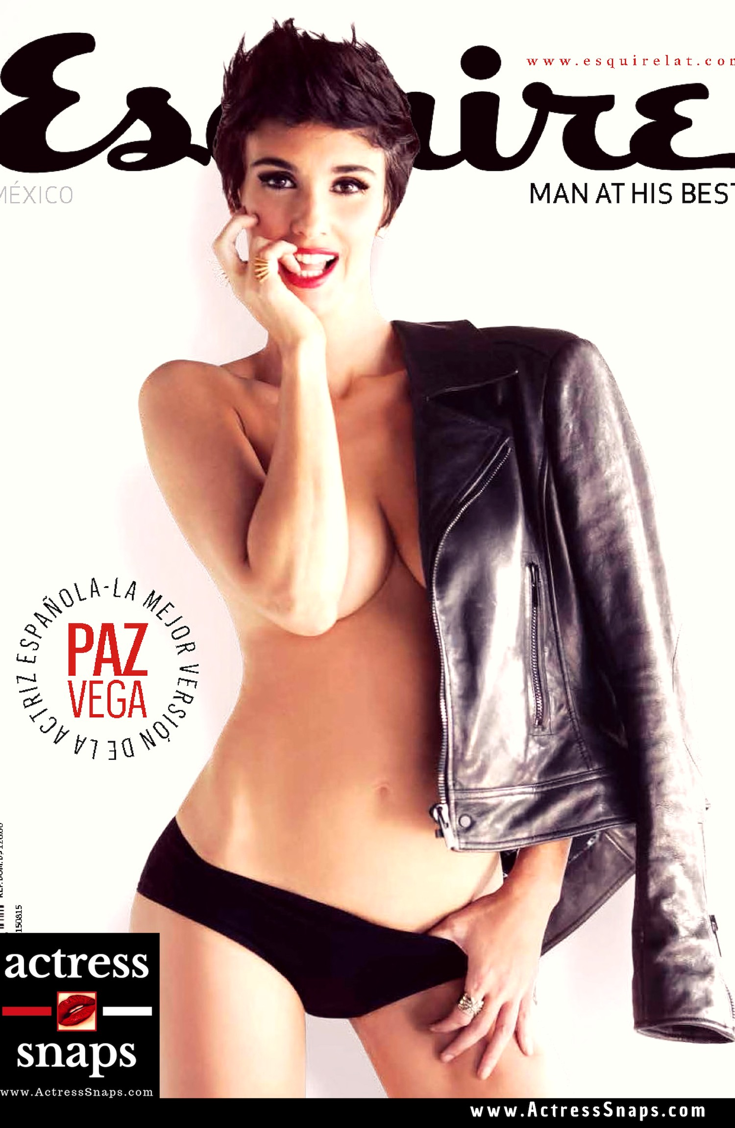 Paz Vega - Esquire Magazine Photos - Sexy Actress Pictures | Hot Actress Pictures - ActressSnaps.com