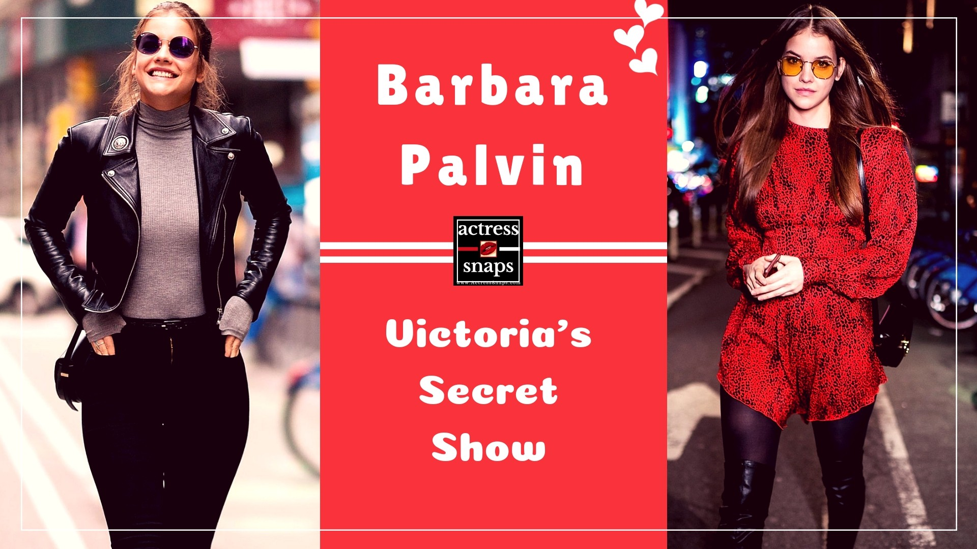 Barbara Palvin attending Victoria's Secret Fashion Show - Sexy Actress Pictures | Hot Actress Pictures - ActressSnaps.com