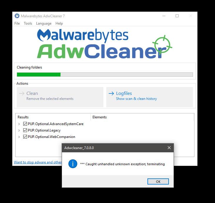 adwcleaner download windows 8
