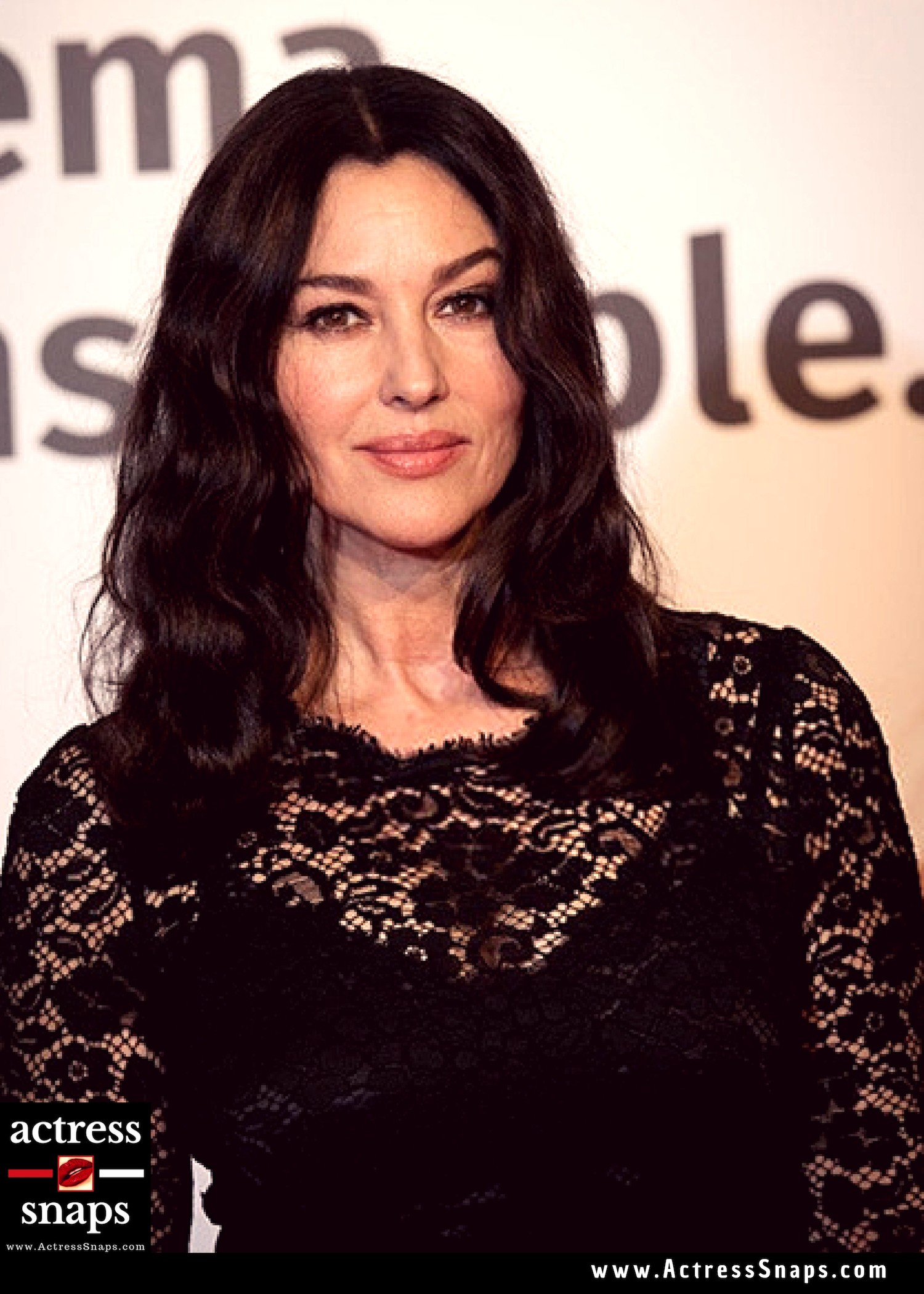 Monica Bellucci Pictures from Lumière Film Festival Opening Ceremony - Sexy Actress Pictures | Hot Actress Pictures - ActressSnaps.com