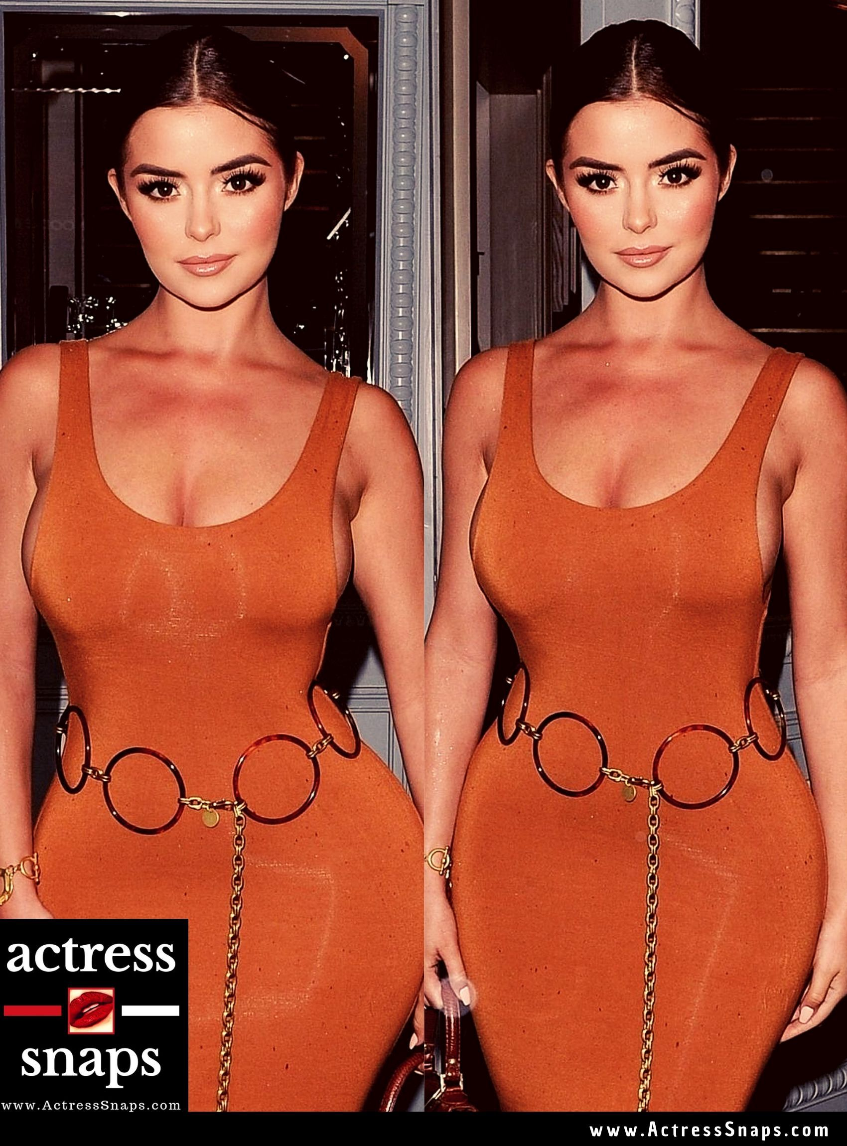 Demi Rose Mawby - Latest Candid Photos - Sexy Actress Pictures | Hot Actress Pictures - ActressSnaps.com