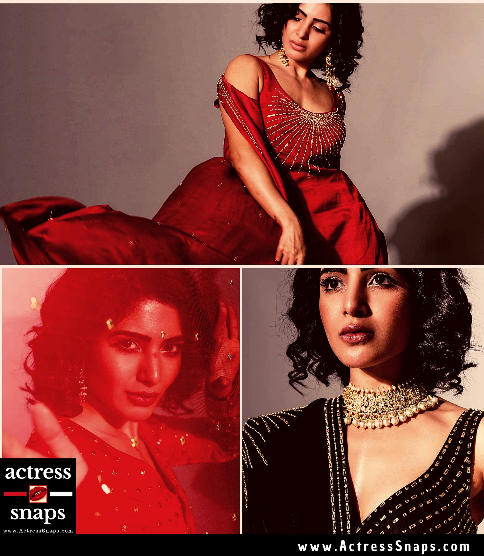 Actress Samantha - Latest Photoshoot - Sexy Actress Pictures | Hot Actress Pictures - ActressSnaps.com