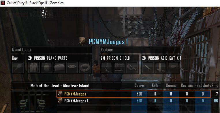Bo2 Redacted Plugins