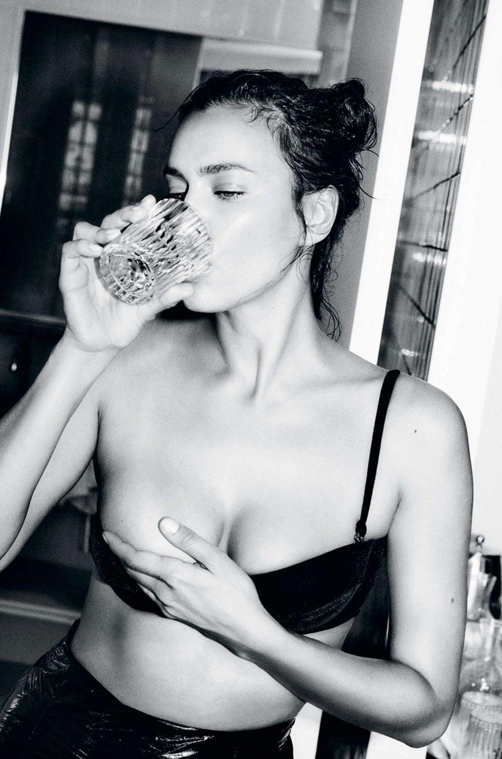 Irina Shayk - Evening Standard Magazine Scans - Sexy Actress Pictures | Hot Actress Pictures - ActressSnaps.com