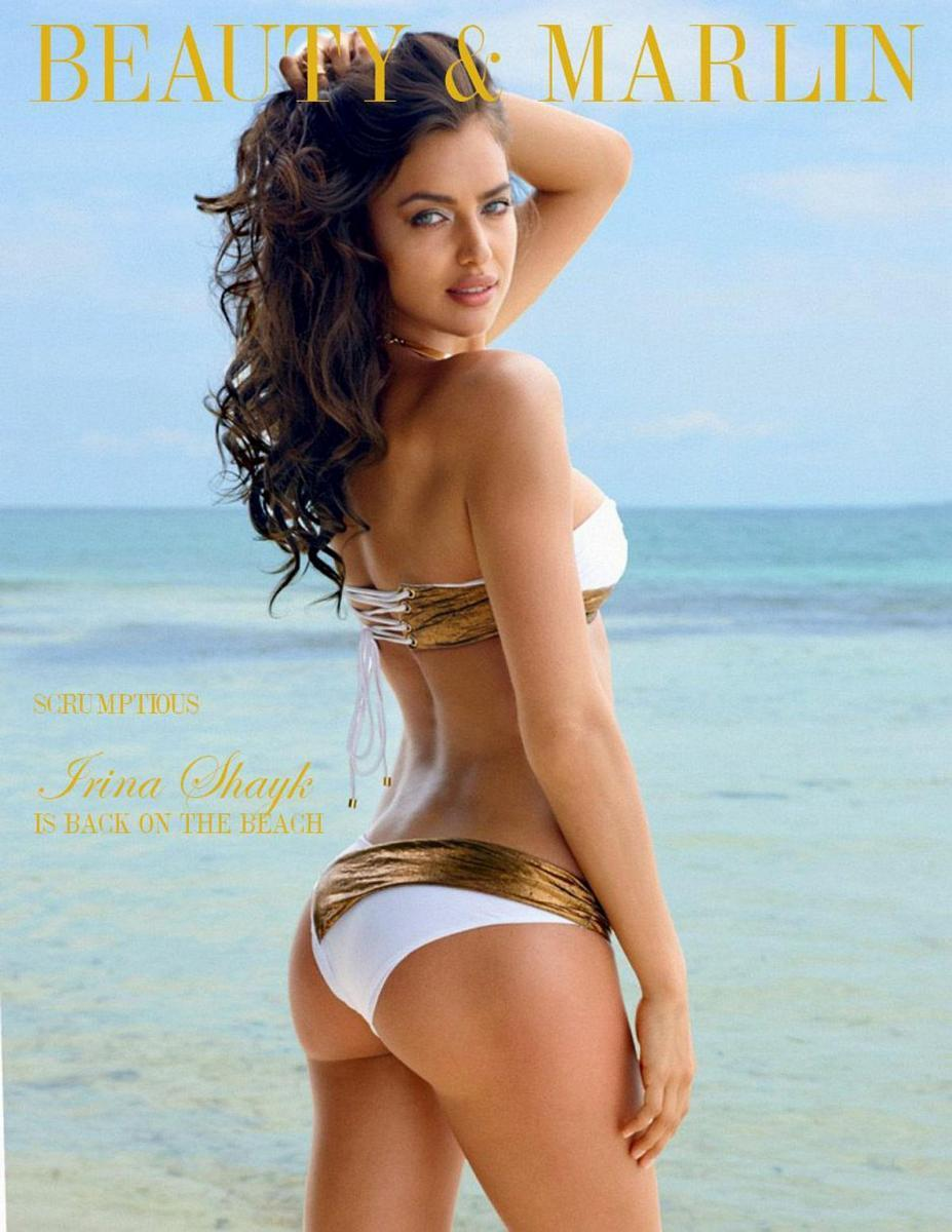 Sexy Irina Shayk – Beauty and Marlin Collection Photos - Sexy Actress Pictures | Hot Actress Pictures