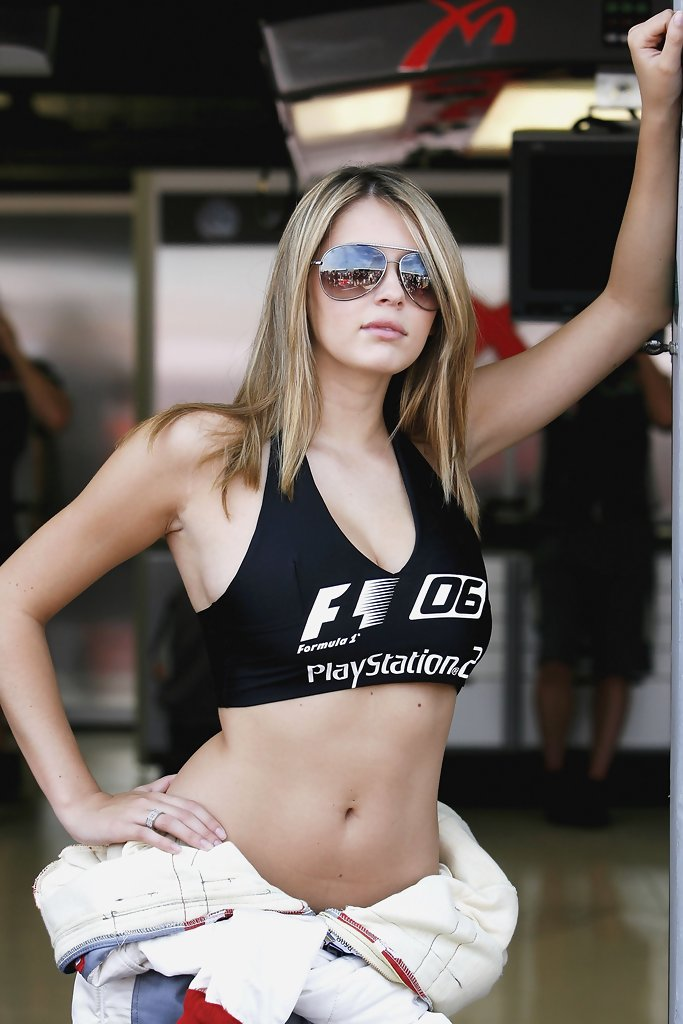 Keeley Hazzell - Cute Honda F1 Shoot - Sexy Actress Pictures | Hot Actress Pictures - ActressSnaps.com