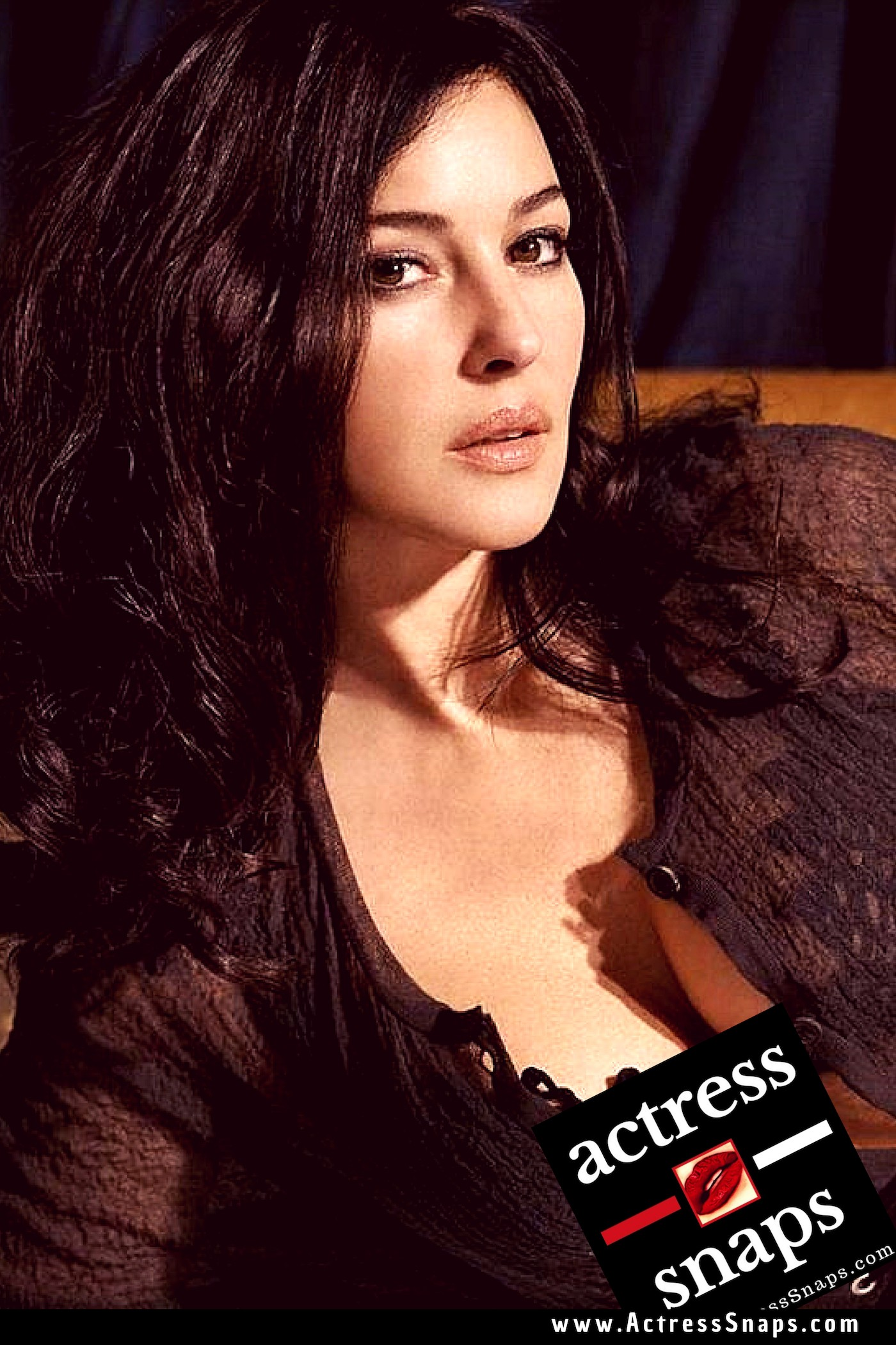 Monica Bellucci - Bettina Rheims Photoshoot - Sexy Actress Pictures | Hot Actress Pictures - ActressSnaps.com